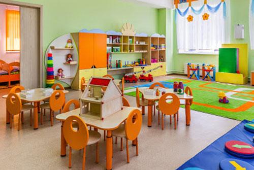 Школы и детские сады рядом